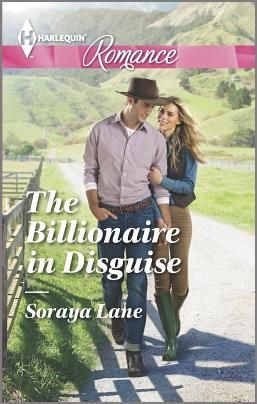 #CoverThursday - Coming October 2014 Romance THE BILLIONAIRE IN DISGUISE by Soraya Lane Nathan Bell left his high-flying London life for the rolling green hills of New Zealand to shake off the shadows of his past and start again—under the radar. He should not be getting distracted by a feisty blonde who spells nothing but trouble!  HERE ► http://bit.ly/1zAAr7z #HarlequinBooks #HarlequinRomance