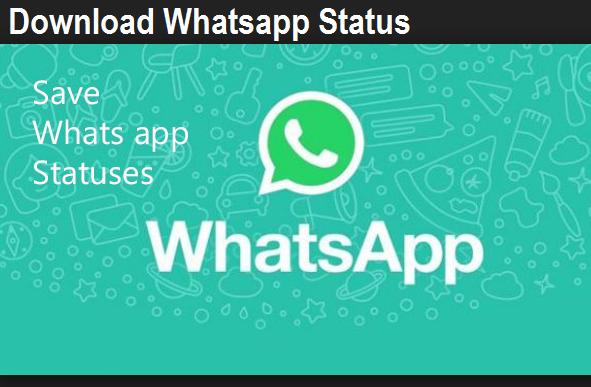 Whatsapp Status Saver App Download Status Saver F In 2020