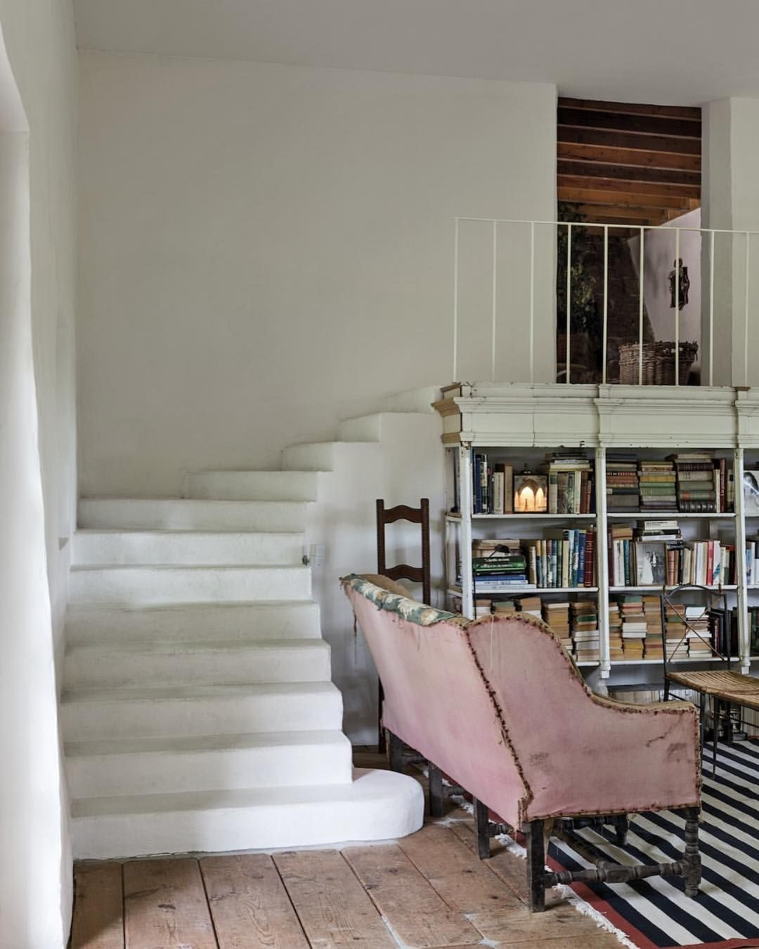 Stylish Understairs Study: Home, Interior, Interior Design