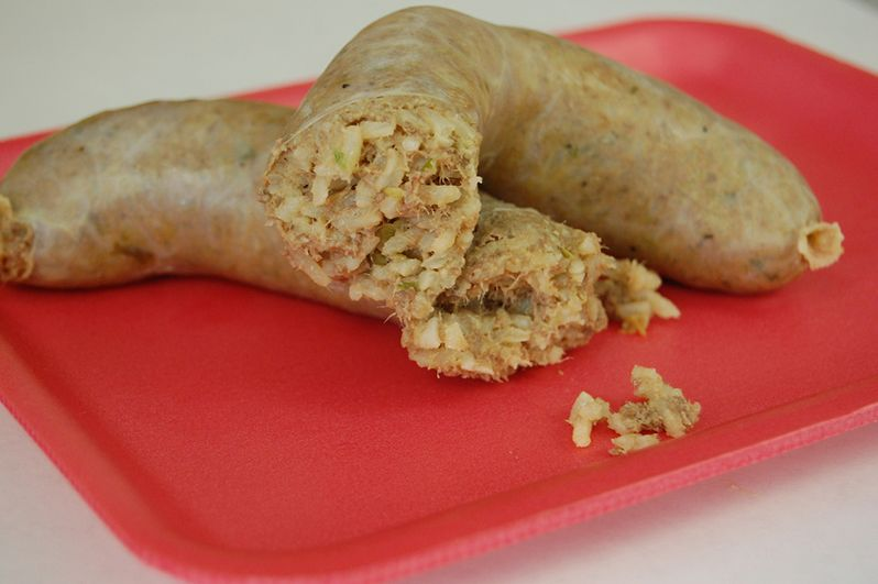 Boudin the beloved sausage of cajun country homemade