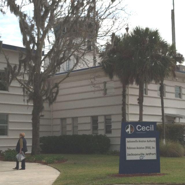 Cecil Field (old NAS) Jacksonville FL