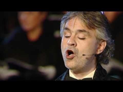Youtube Tu Scendi Dalle Stelle Andrea Bocelli