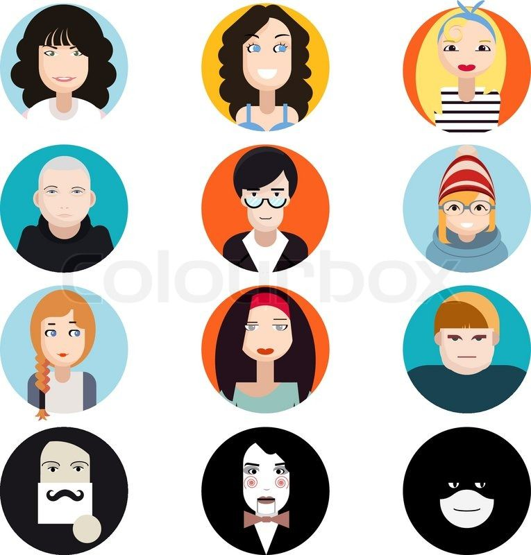 Character Design Icon : Image result for character icon game ui pinterest