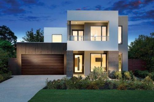 By Sherridon Homes Modern House Facades 2 Storey House Design