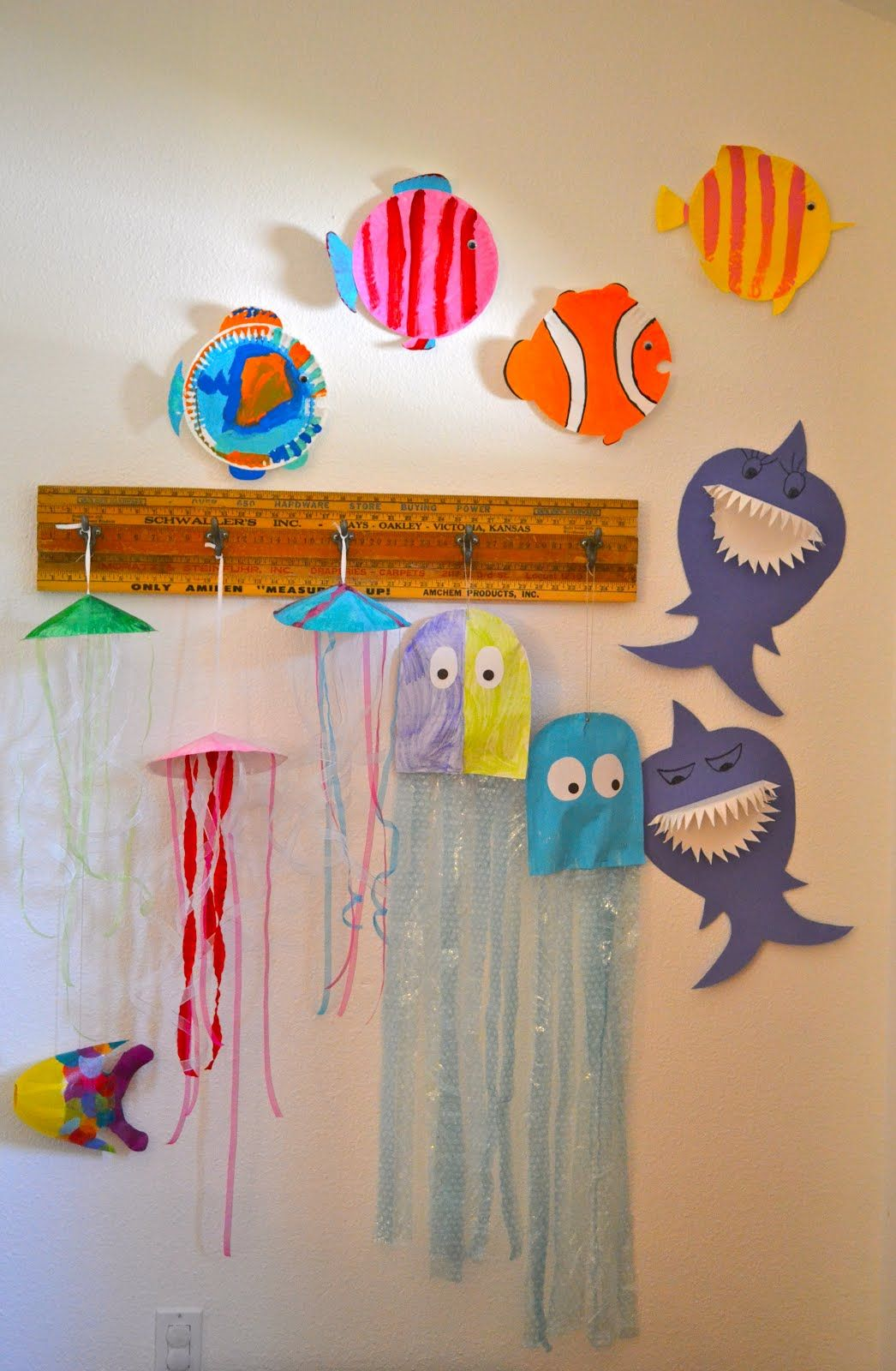 Ocean theme Mandy LLC and School