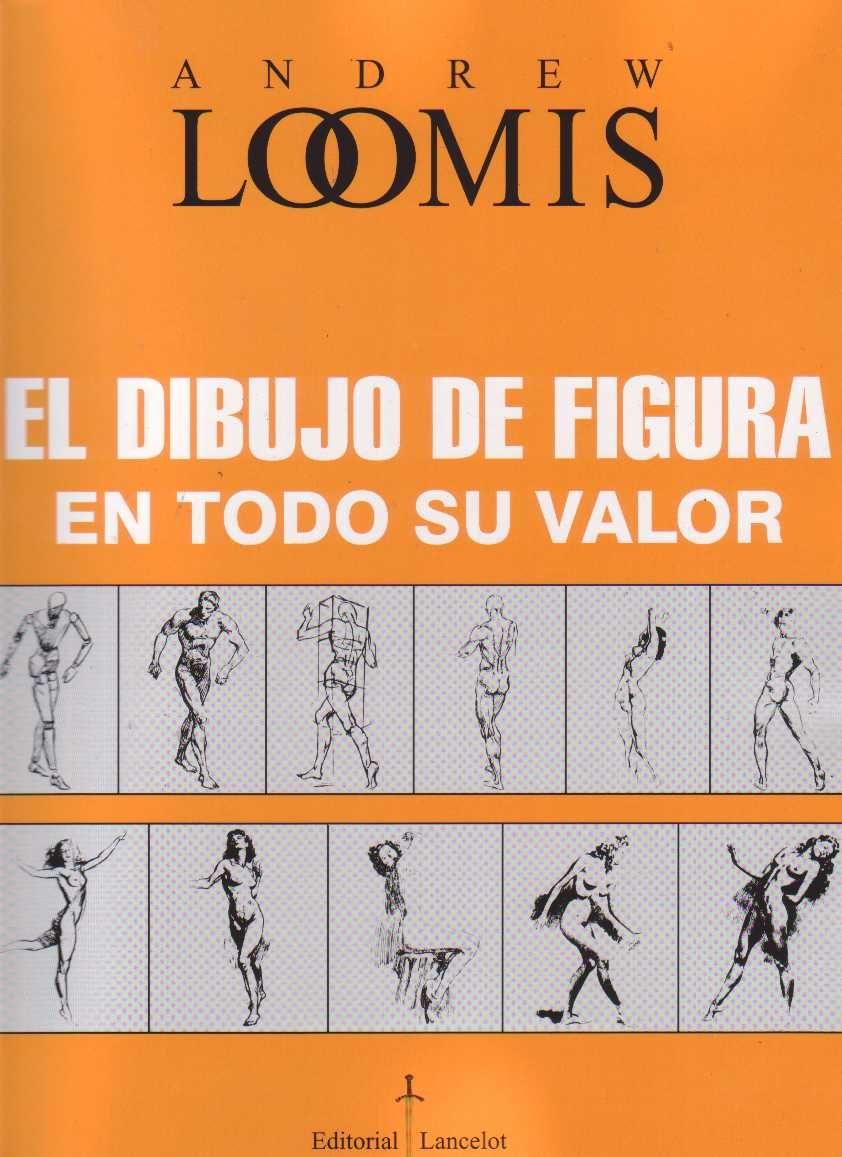 Andrew Loomis 5bla Figura En Todo Su Valor 5d Jpg 842 1157 Andrew Loomis Loomis Sketch Book
