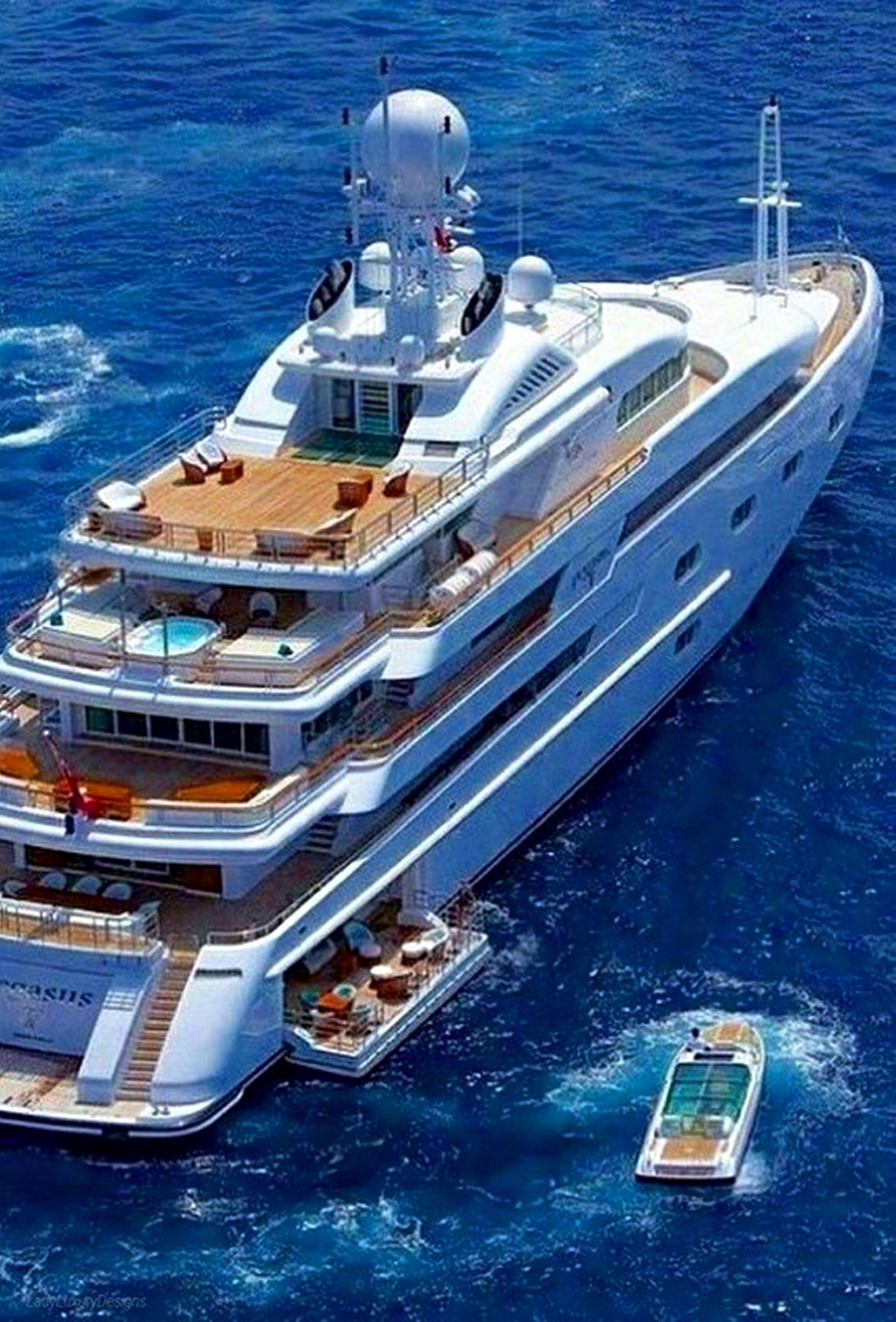 Superyacht Luxury Yachts Boat Boats Luxury