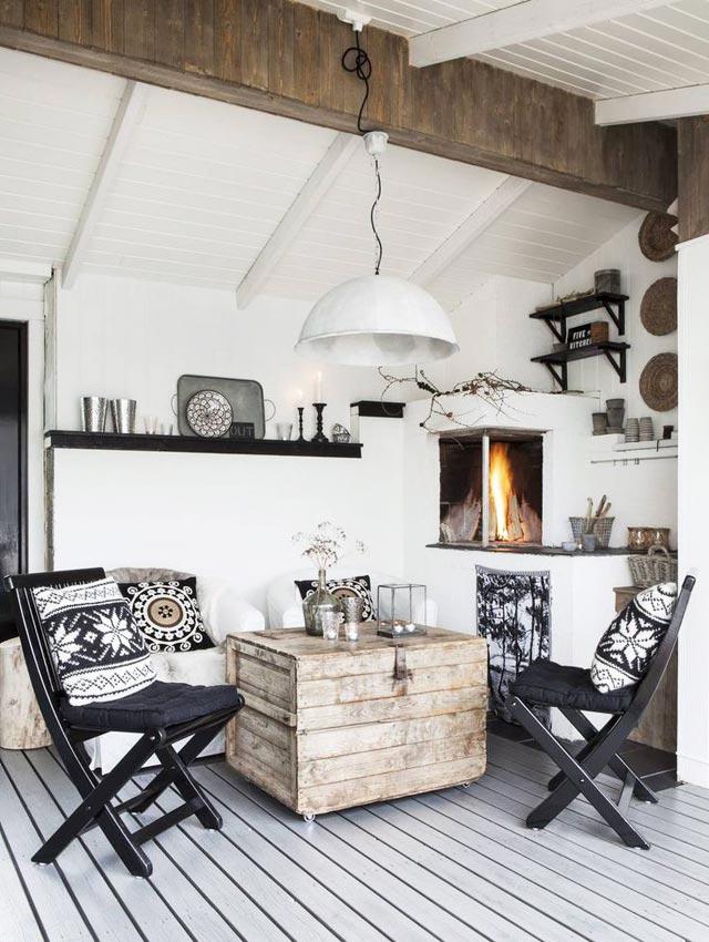 My Scandinavian Home Rustic Living Room House Interior Scandinavian Interior Design