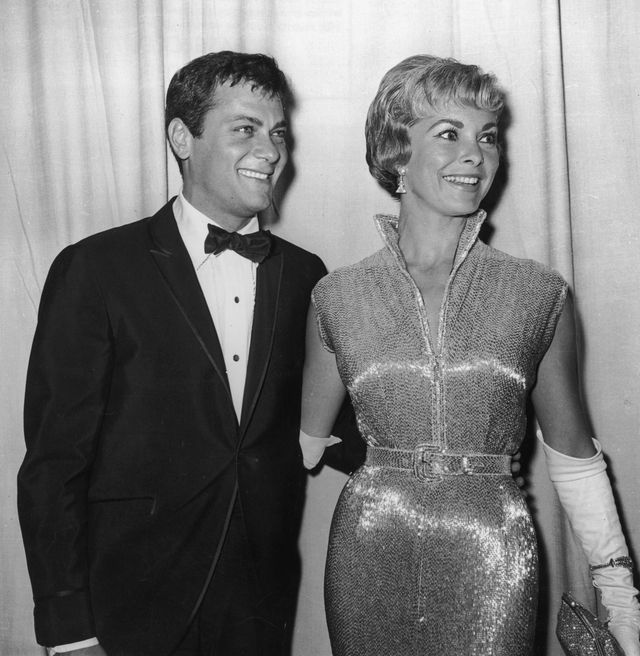 Oscar Couples from Yesteryear: Tony Curtis and Janet Leigh, 1960