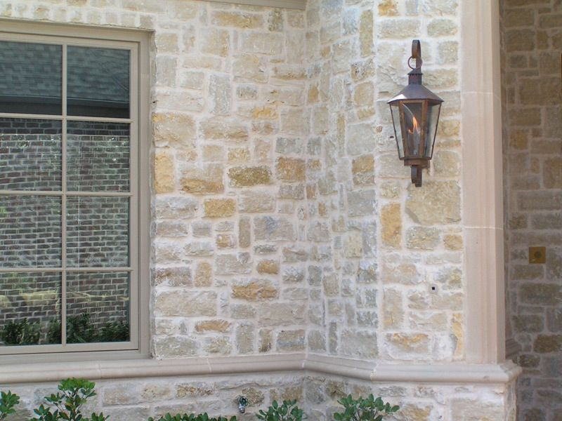 Granbury Chopped Stone Google Search Exterior Stone And