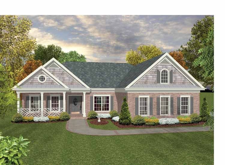 Pin By Kathleen Labrosse On Houses Ranch House Plans Craftsman House Plans Craftsman Style House Plans