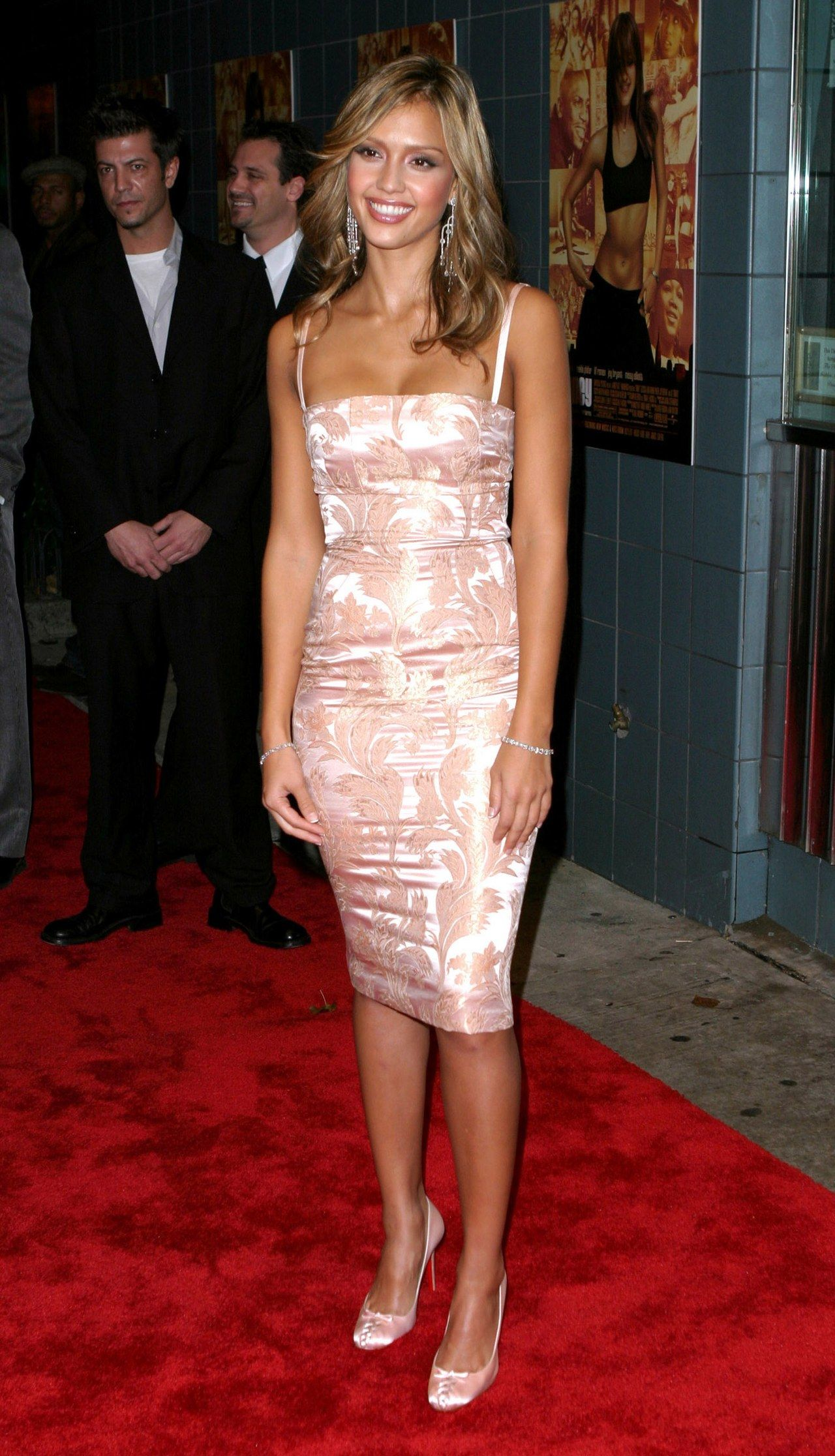 Jessica Alba Is Our Glamour Style Icon Of The Week Congrats