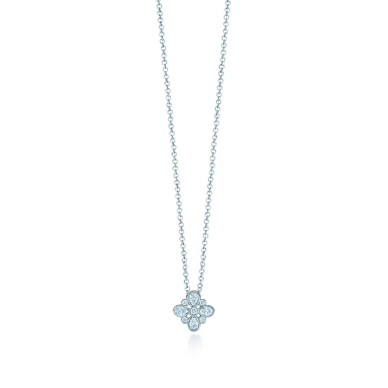 pear diamond by shape platinum necklace diamonds the peretti jewelry and pendant yard elsa tiffany co