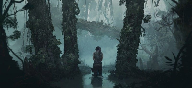 Shadow Of The Tomb Raider Pc Trailer Shows Off Its Graphical