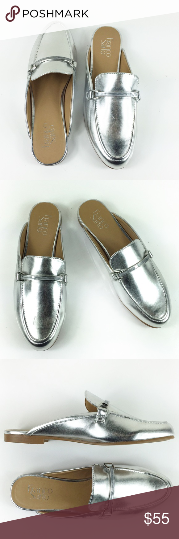 1a91ce17ad7 Finalprice🔥franco sarto pippa slip on loafers nwt in 2018