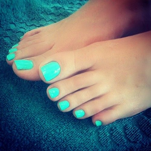 MILF Christian French Pedicure