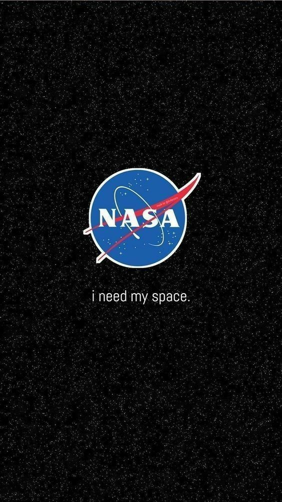 SELF CARE WALLPAPER - I NEED MY SPACE