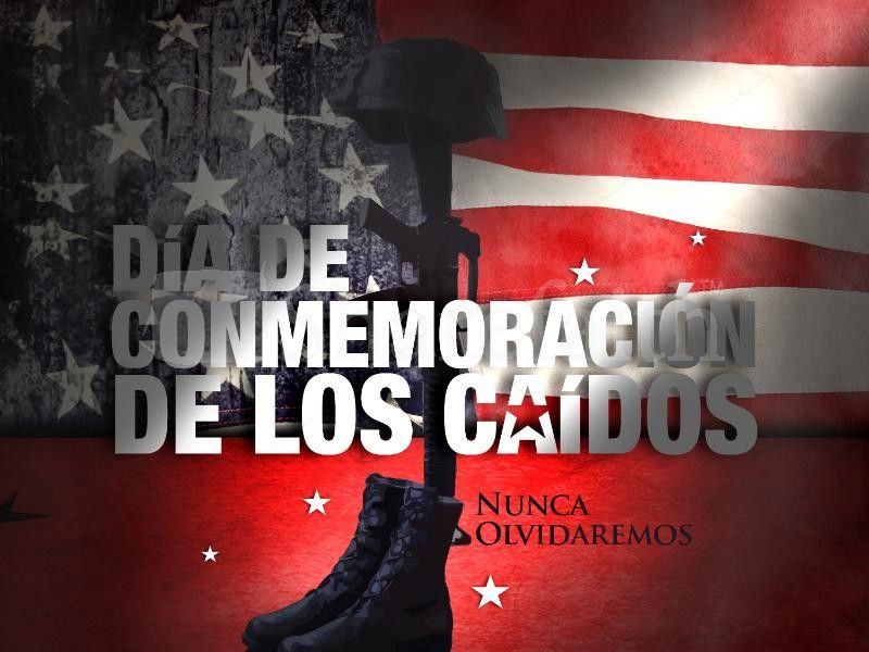 Image result for memorial day in spanish
