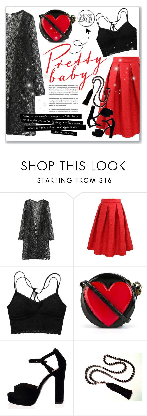 """""""BEAUTIFULHALO // 33"""" by emmas-fashion-diary ❤ liked on Polyvore featuring Moschino, vintage, women's clothing, women's fashion, women, female, woman, misses, juniors and beautifulhalo"""