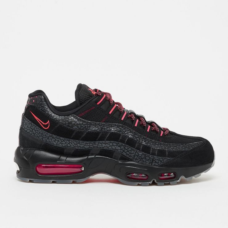 on sale 3e5e6 d7596 NIKE Air Max 95 WE Running Color black infrared. Encuentra este Pin y ...