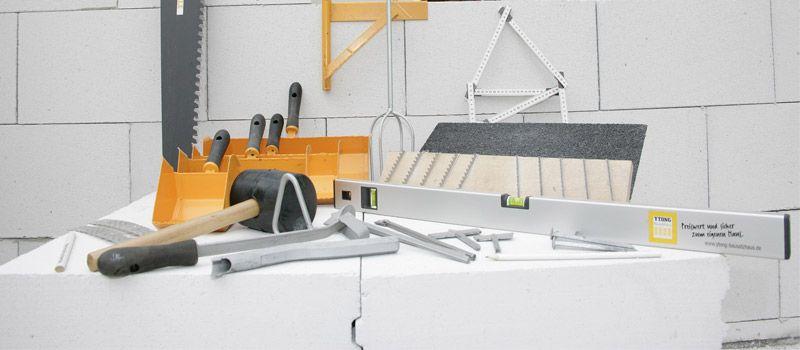 инструмент для обработки газобетона