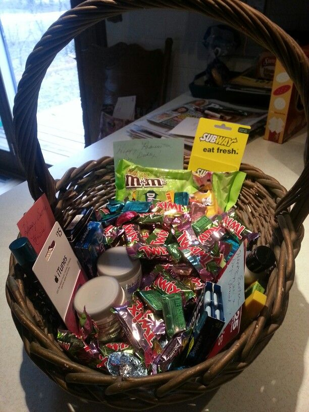 When the kids are older an easter basket for the whole family so when the kids are older an easter basket for the whole family so cute negle Gallery
