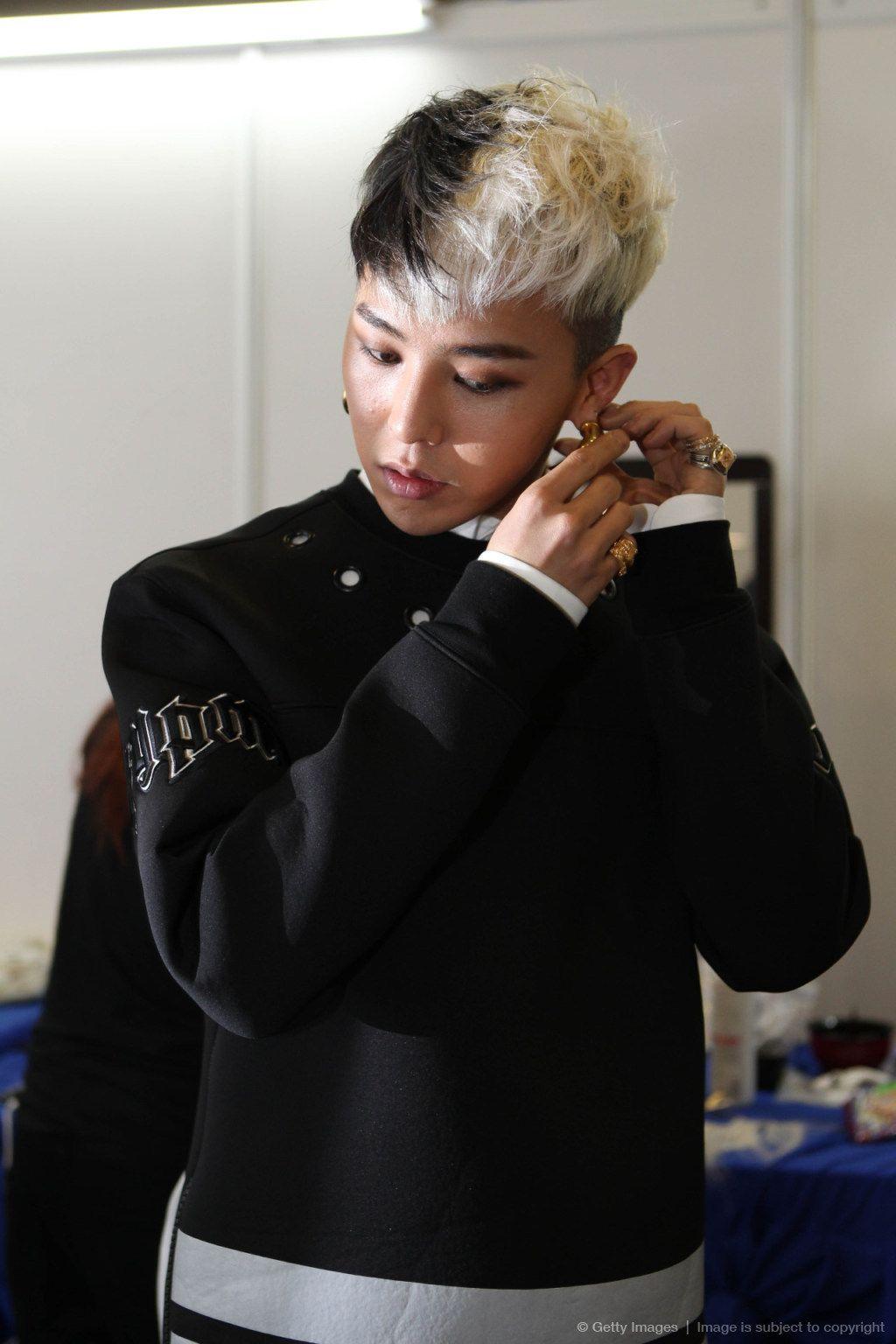おしゃれ番長】BIGBANG、G−Dragonの髪型集