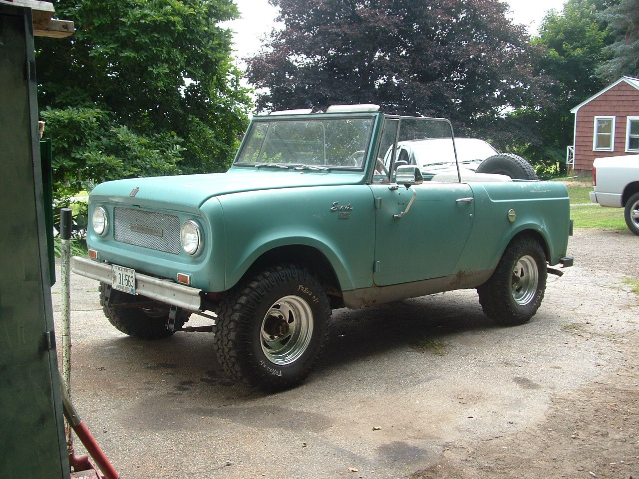 1970 international harvester scout harvester international sr2 - An International Harvester Scout Would Be My Play