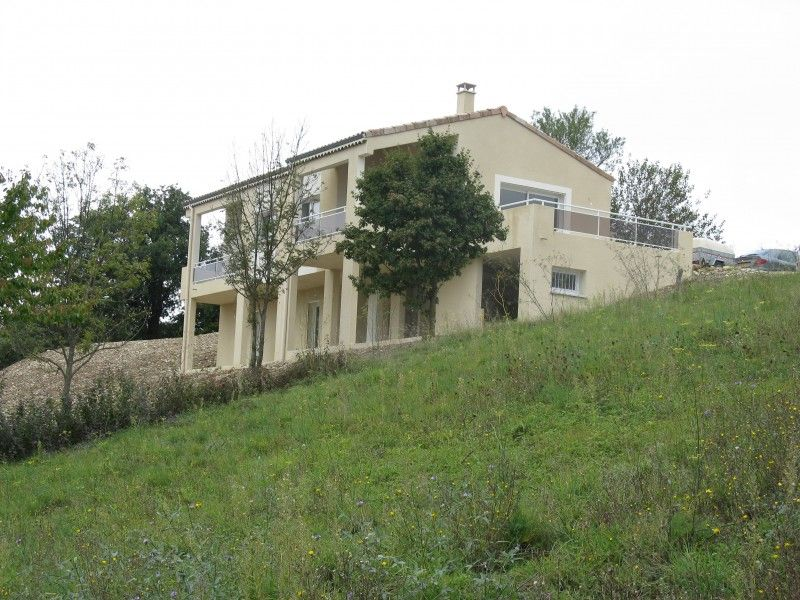 Maison individuelle maisons car ne constructeur dr me for Constructeur maison drome ardeche