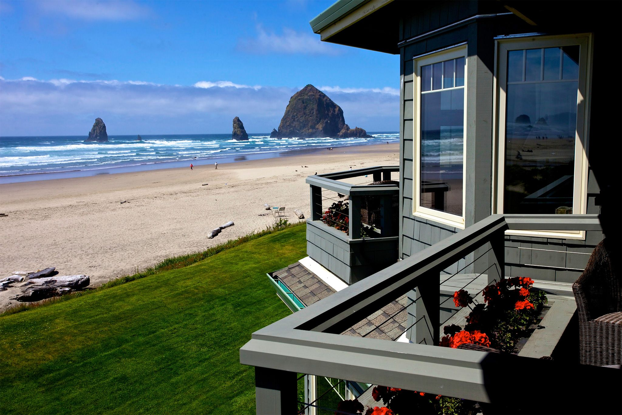 Photo Gallery Stephanie Inn Oceanfront Hotel In Cannon Beach Oregon