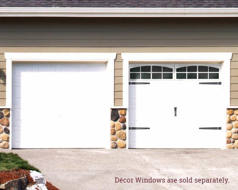 Signature Series Garage Door Hinges And Handles Garage Door Decor Faux Garage Door Windows Garage Doors