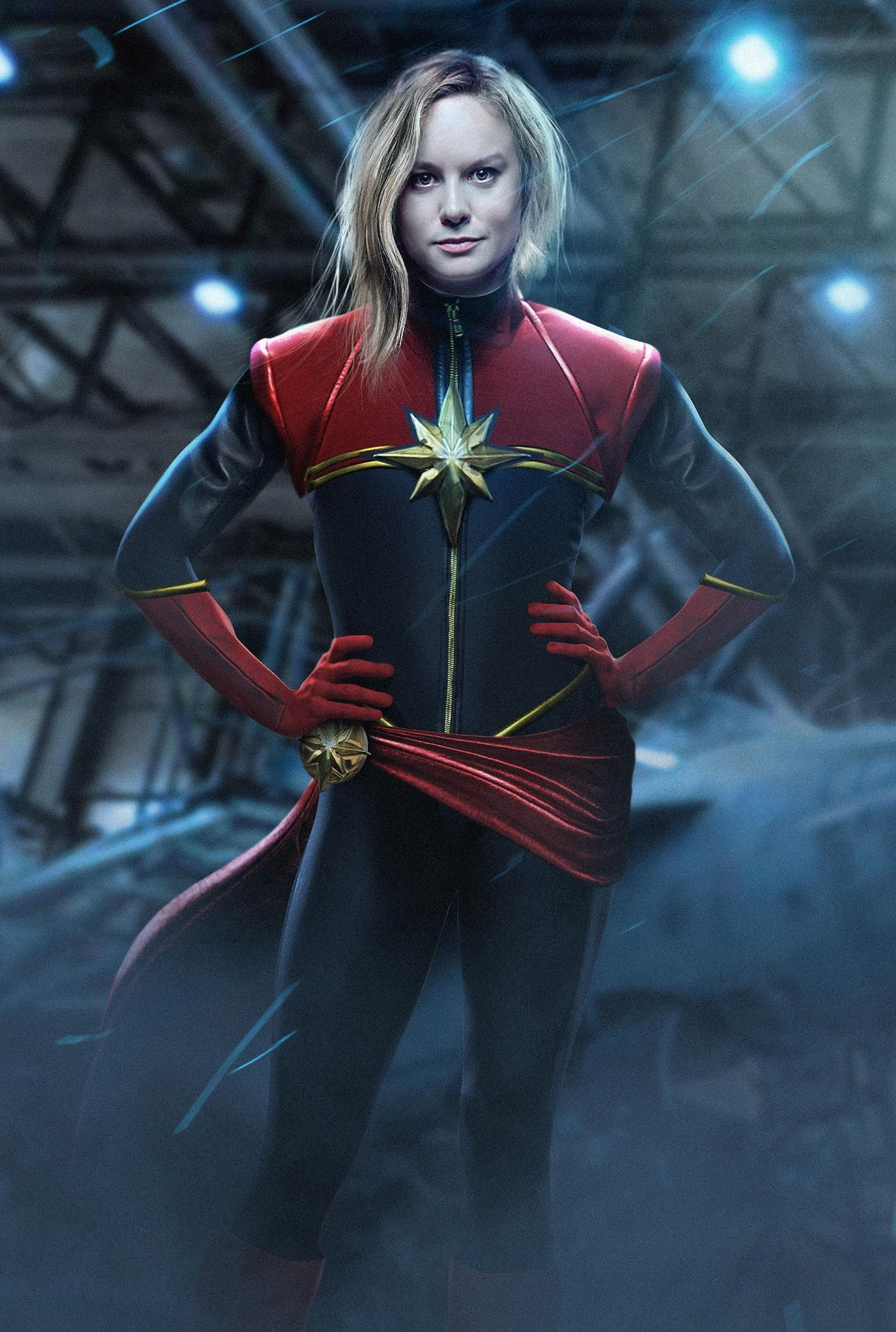 captain marvel temps