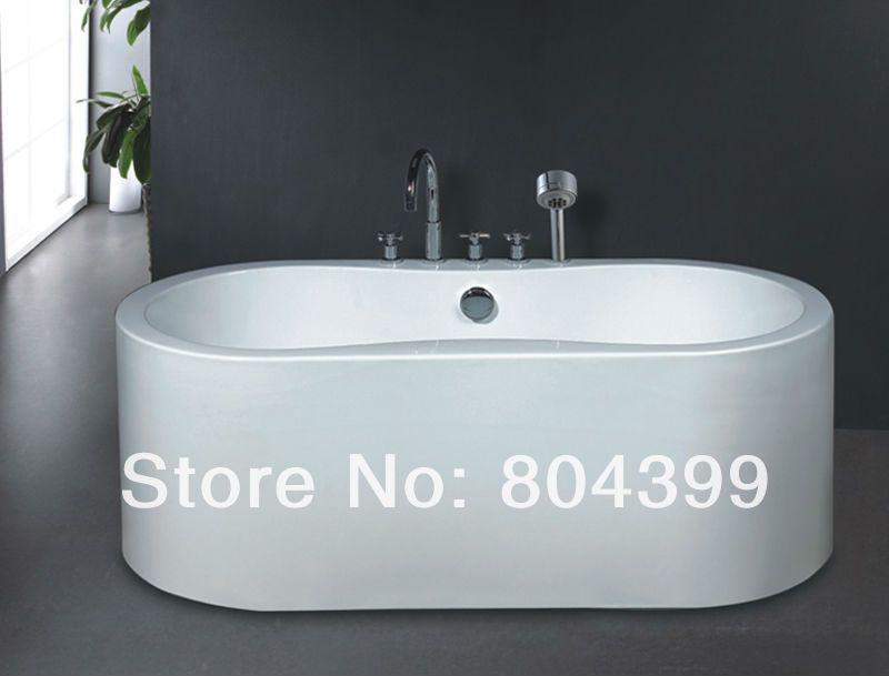 B533 soaking bathtub water heater for bath tub1.6m acrylic indoor ...