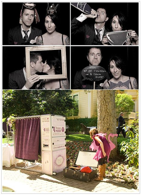 Include Chalk Board For Guests To Write Messages Bride And Groom In Photo Booth Find This Pin More On Wedding Reception Ideas