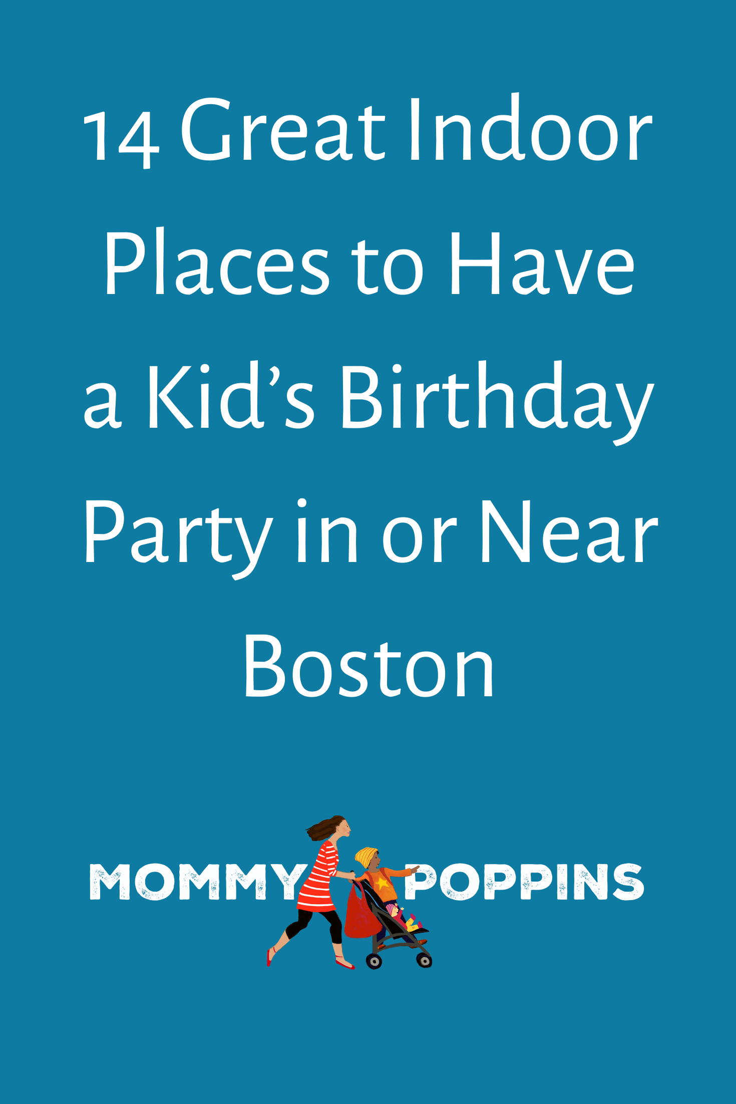 14 Great Indoor Places to Have a Kid's Birthday Party in