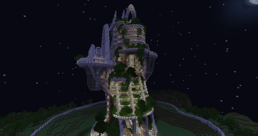 13++ Minecraft night ideas