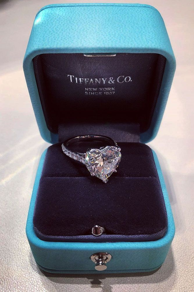 24 Tiffany Engagement Rings That Will Totally Inspire You - Tiffany engagement, Tiffany engagement ring, Heart shaped engagement rings, Stylish engagement rings, Engagement rings affordable, Unique engagement rings rose gold - Tiffany engagement rings are one of the most famous jewelry brands in the world  From classic to contemporary, different shapes and forms and always beautiful diamonds and other fantastic gemstones  you will totally fall in love with these rings! Timehonored craftsmanship and superlative standards give Tiffany diamonds a brilliant scintillation and sparkle like no other  Especially for you, we've…