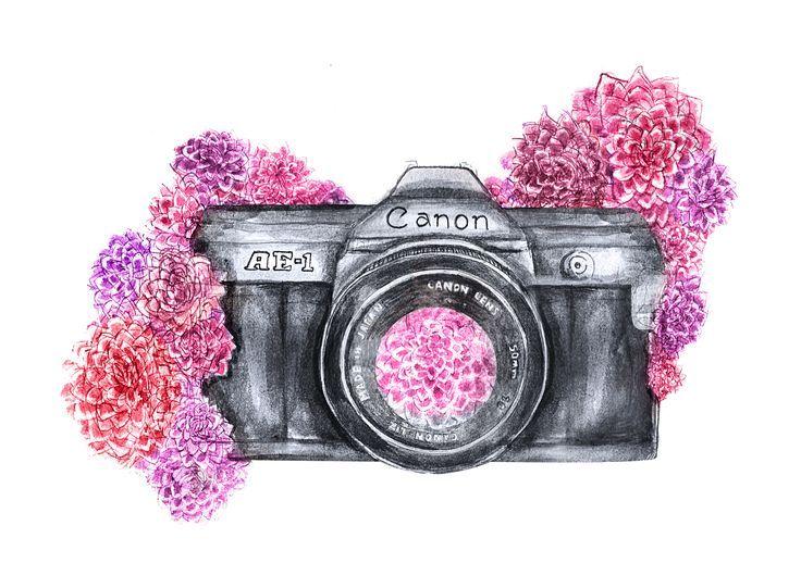 Pin En Camera