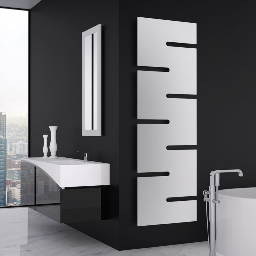 Verwarming Badkamer Watt : badkamer radiatoren voor stijl en warmte ...