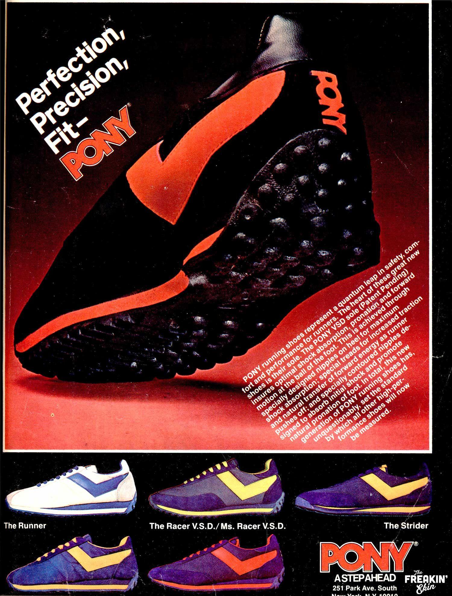 f0301c9e81b22 PONY 1978 vintage sneaker ad   The Freakin  Ekin