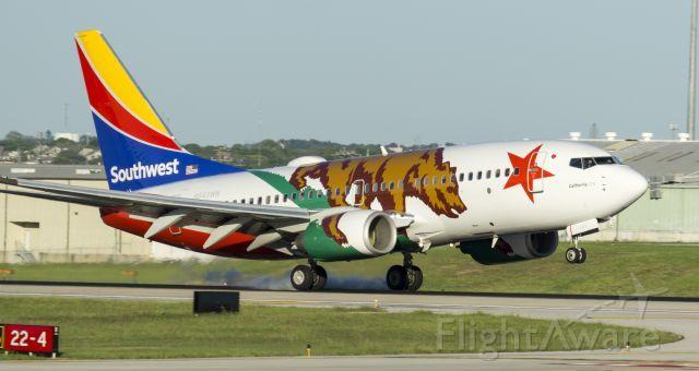 Southwest Boeing 737 700 N943wn California One At