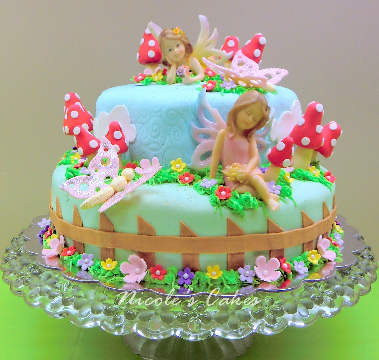 fairy cake topper - Google Search | fairy bday party | Pinterest ...