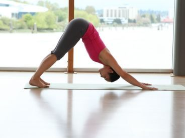 the yoga pose you're doing wrong and how to modify it