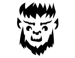 Halloween pumpkin carving template teen wolf ehow holiday heres a teen wolf pumpkin carving stencil to put you in a scary mood this printable halloween pumpkin carving stencil will put a fright into trick or pronofoot35fo Choice Image