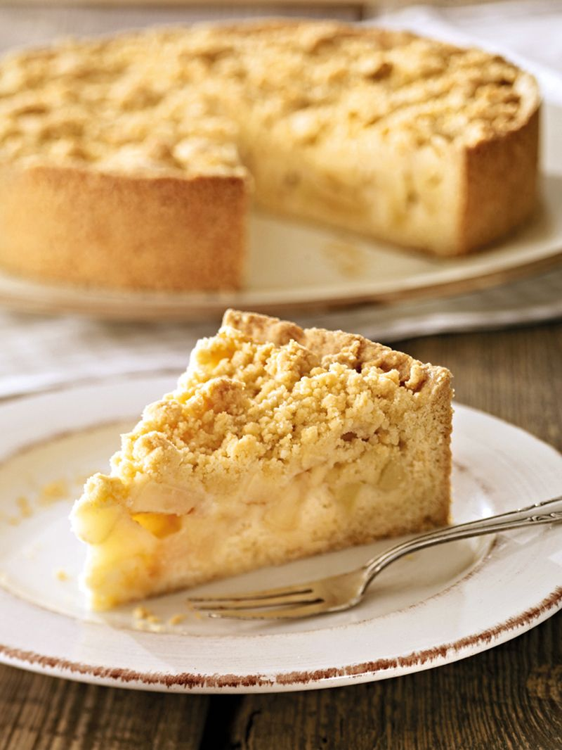 Streusel Apfel Kuchen Recipe Cakes Cupcakes Cookies Pastries
