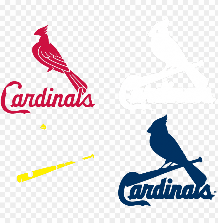Sports Personal Use St Louis Cardinals Logo Steelers And St Louis Cardinals Png Image With Transparent Background Png Free Png Images St Louis Cardinals St Louis Stl Cardinals Logo