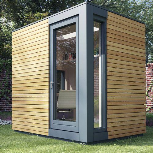Glide Pod A Flexible Contemporary Garden Office E