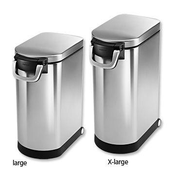 Simplehuman Airtight Food Storage Bin Dog Food Container Pet