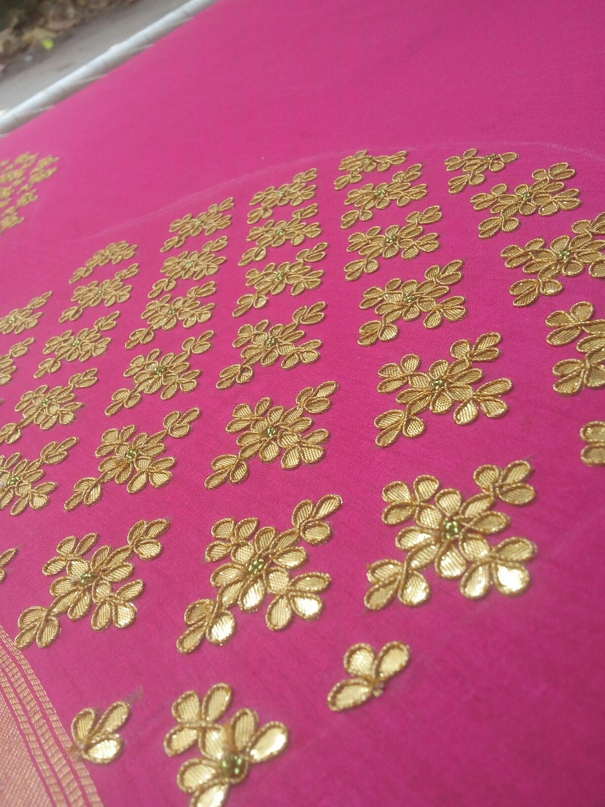 Gota Patti Work | Gota Patti Work | Pinterest | Embroidery Indian Wear And Blouse Designs