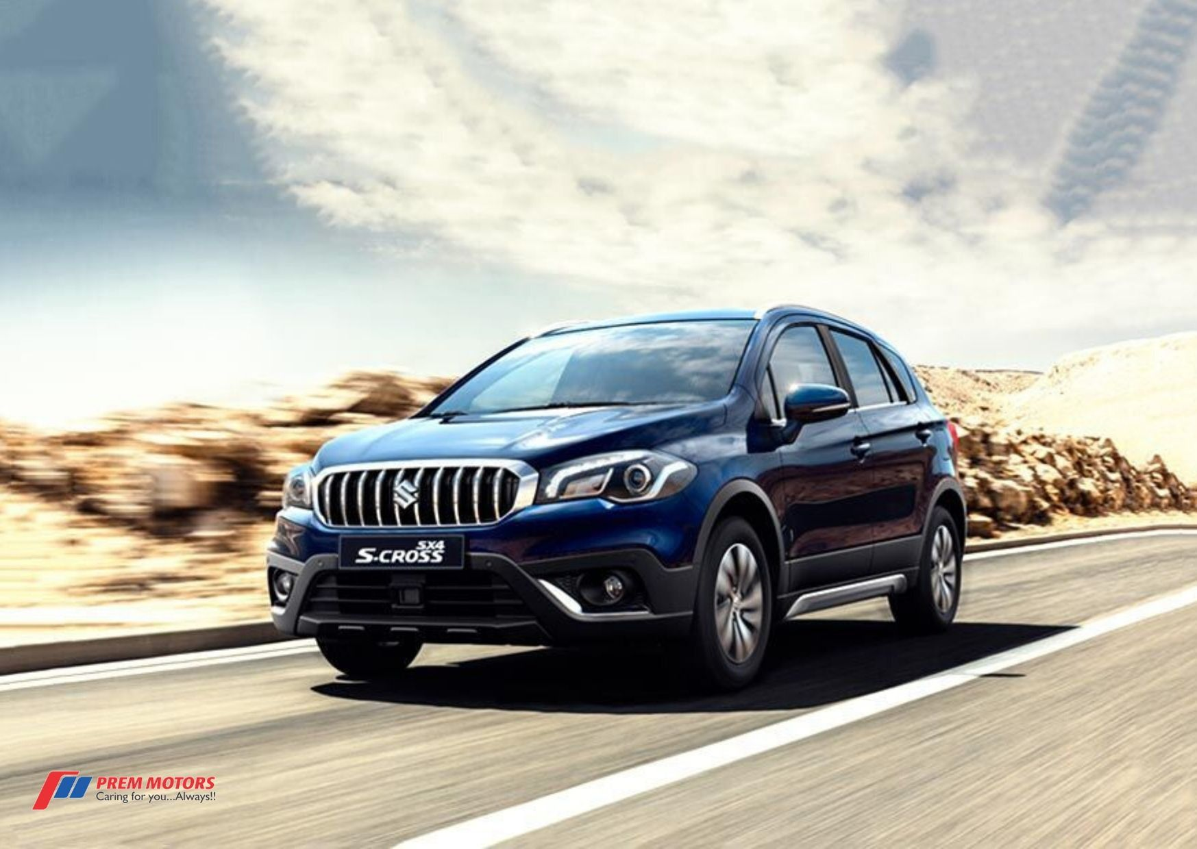 Get Nexs S Cross Agra At Best Price From Us Custom Muscle Cars Car Suzuki